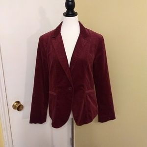 Calvin Klein blazer jacket sz large NWT